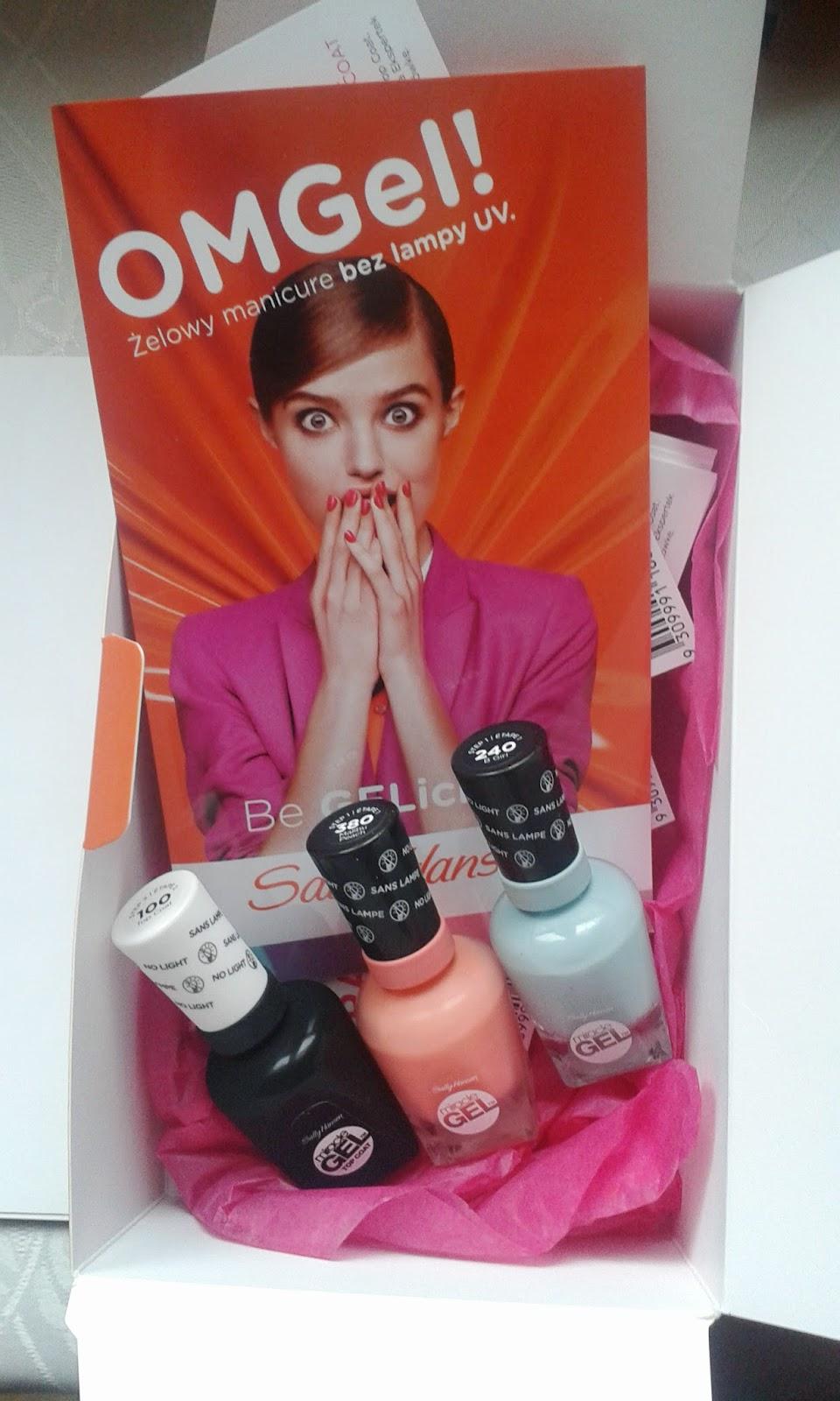 manicure żelowy bez użycia lampy UV