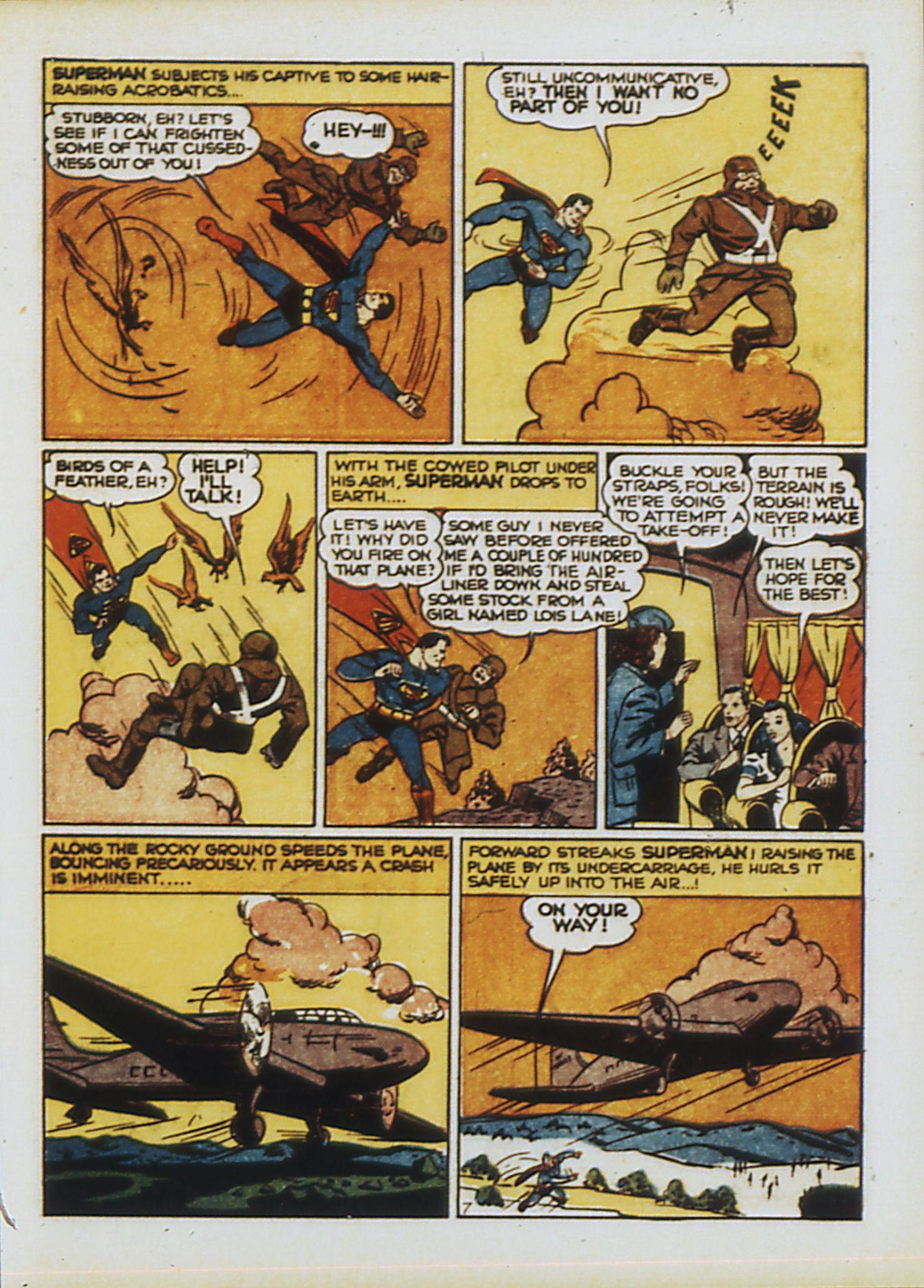 Action Comics (1938) 35 Page 9