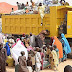 2,043 IDPs return home from Bakassi camp in Borno