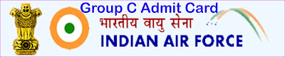 IAF Group C Admit Card
