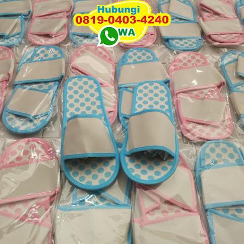 jual sandal hotel polos 50527