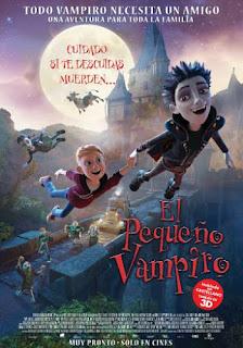 El Pequeño Vampiro en Español Latino