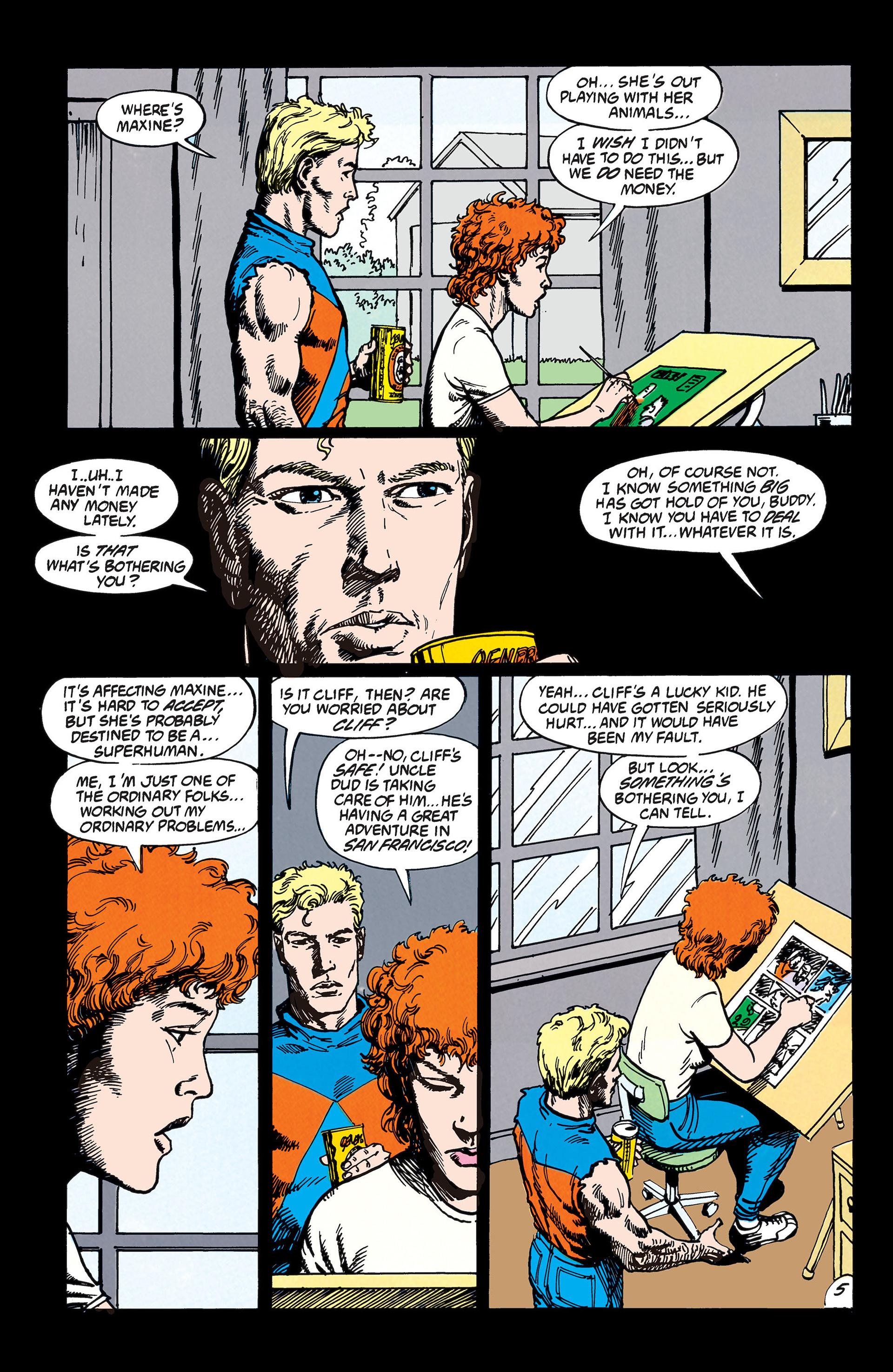 Read online Animal Man (1988) comic -  Issue #45 - 6
