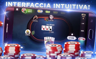 poker android e iphone