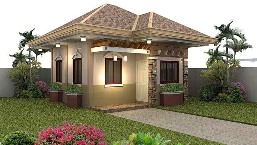 Architecture U0026 Design: Small Houses Plans For Affordable Home Construction