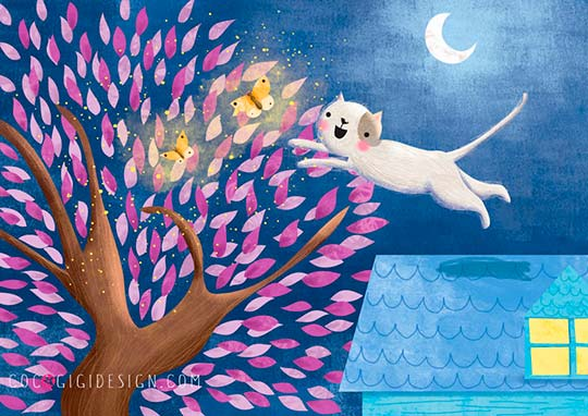 Ilustración de Gina Maldonado