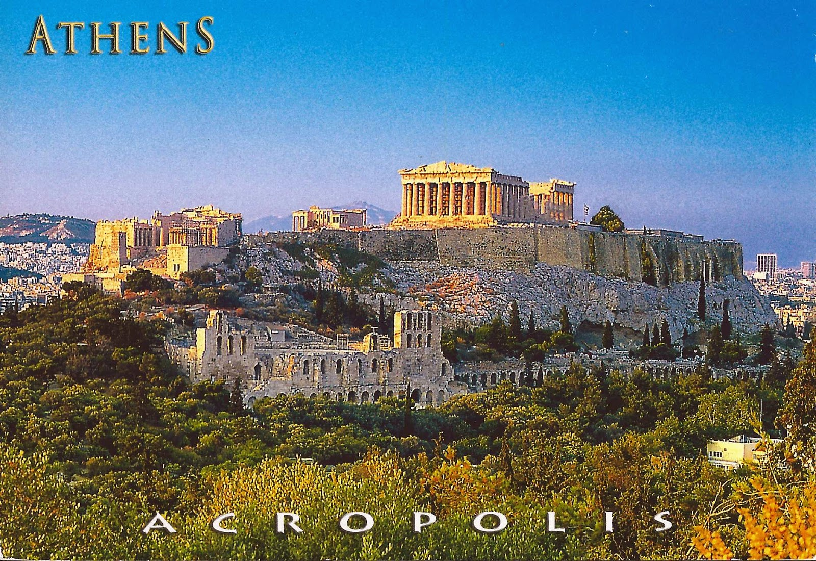 Capital of Greece