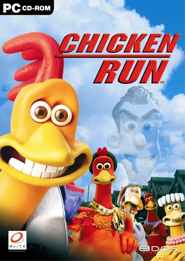 Chicken Run Video Game