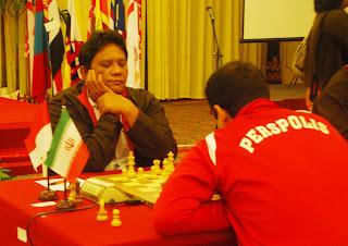 Biografi dan Profil Lengkap Cerdas Barus Grandmaster Catur Indonesia