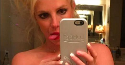 Britney Spears publie son