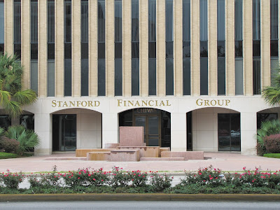 5050 Westheimer - once housed offices of Stanford Financial Group