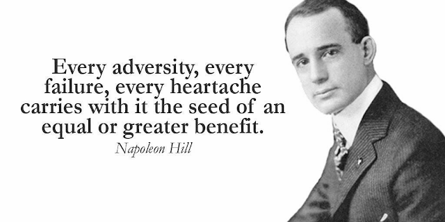 Napoleon Hill best quotes think and grow rich