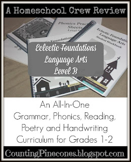 #hsreviews #languagearts #mcguffeyreaders #eclecticeducation