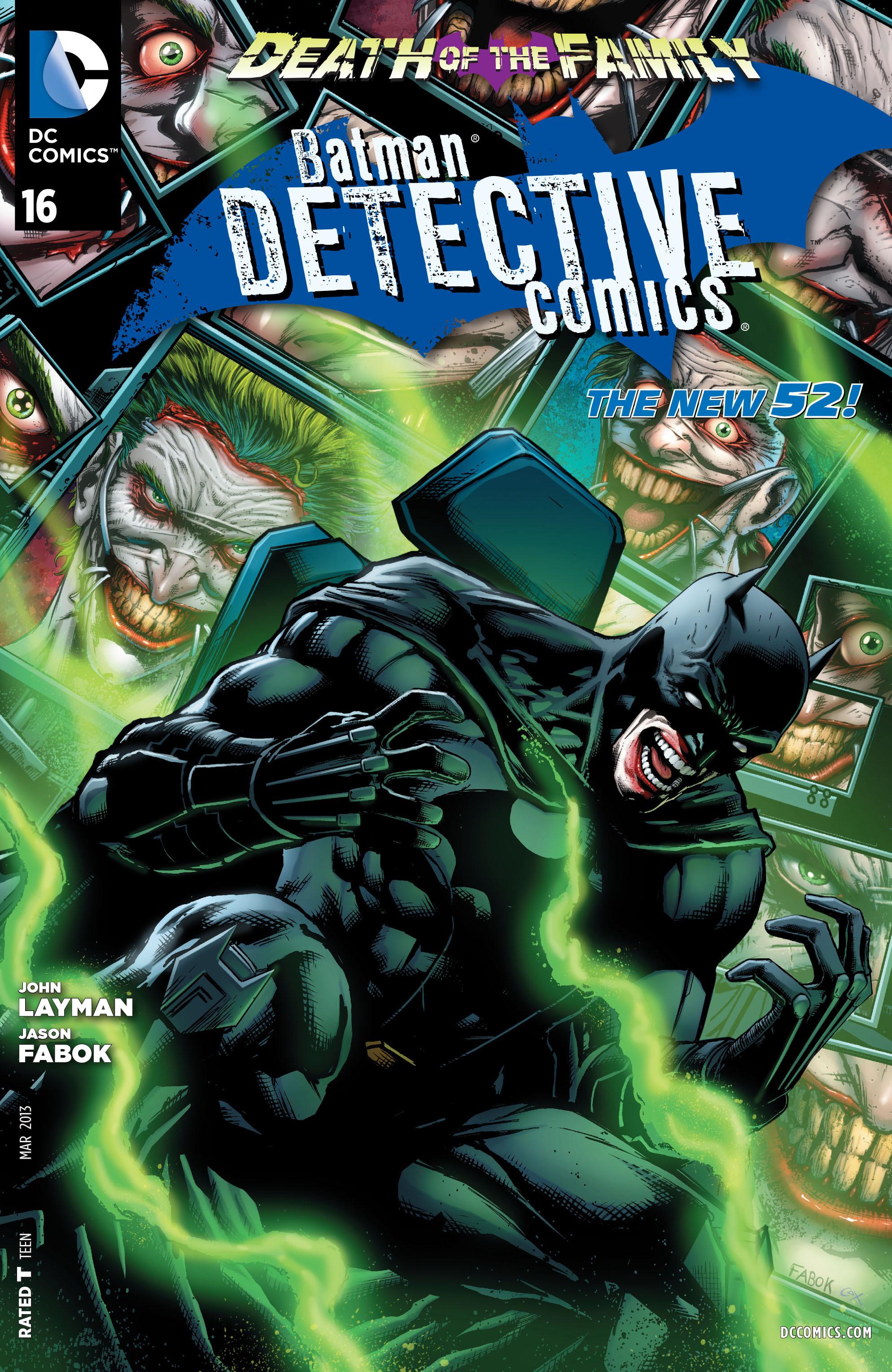 Detective Comics (2011) 16 Page 1
