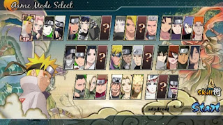 Naruto Senki Mod V1 by Azril Gaming