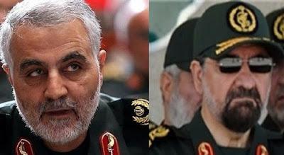 Mohsen Rezaei komandan IRGC