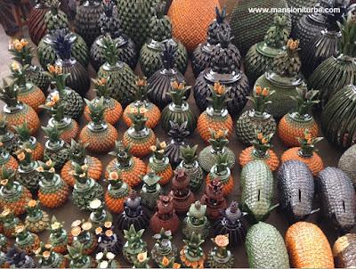 Artesanías Mexicanas de San José de Gracía,Michoacán