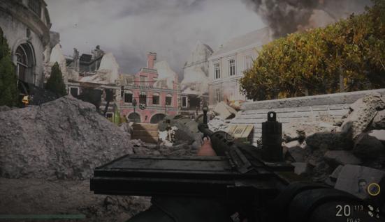 Top 5 First Person Shooter World War 2 Games