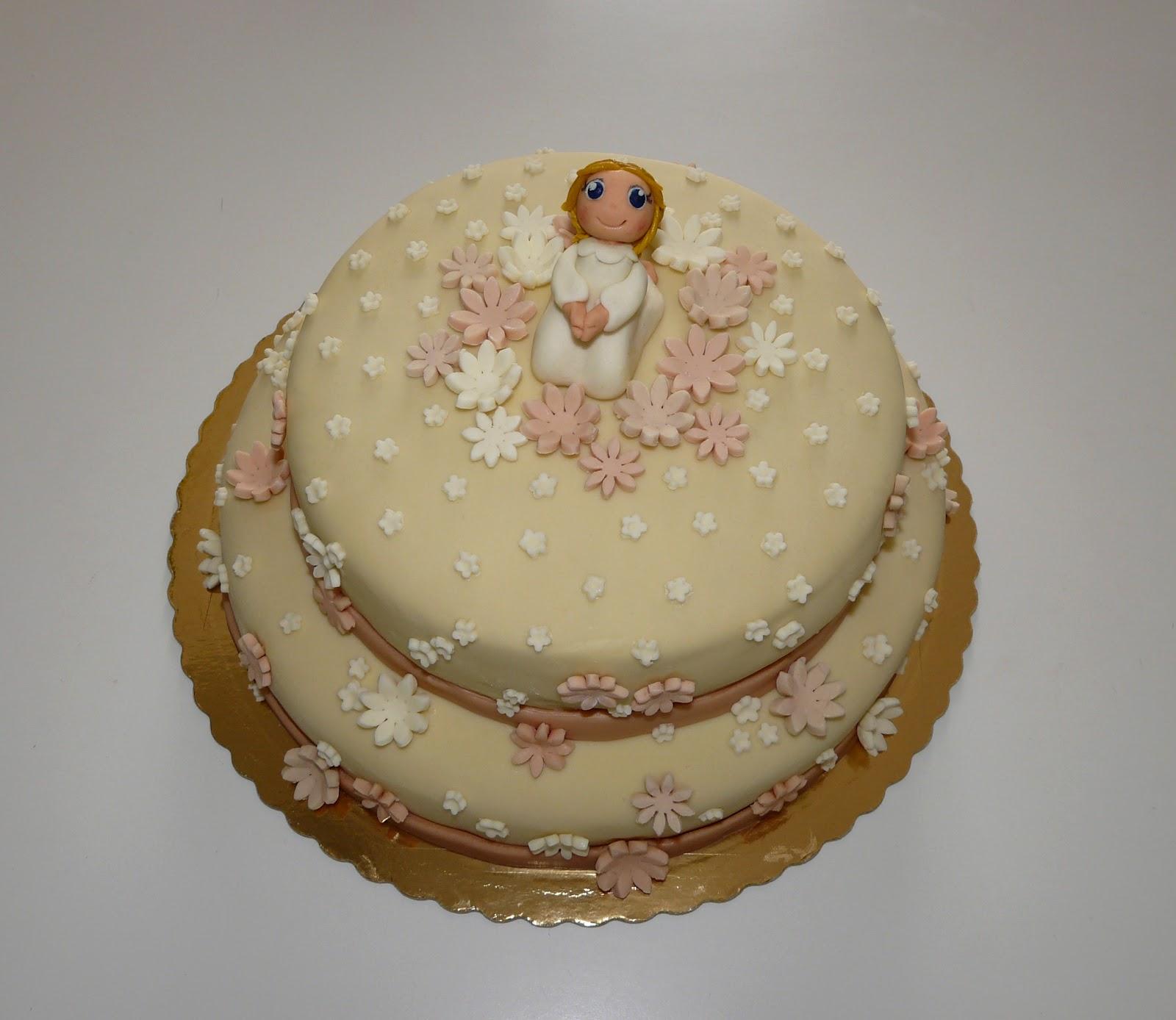Ben noto La Cucina di Anita: Una torta di Prima Comunione XG92