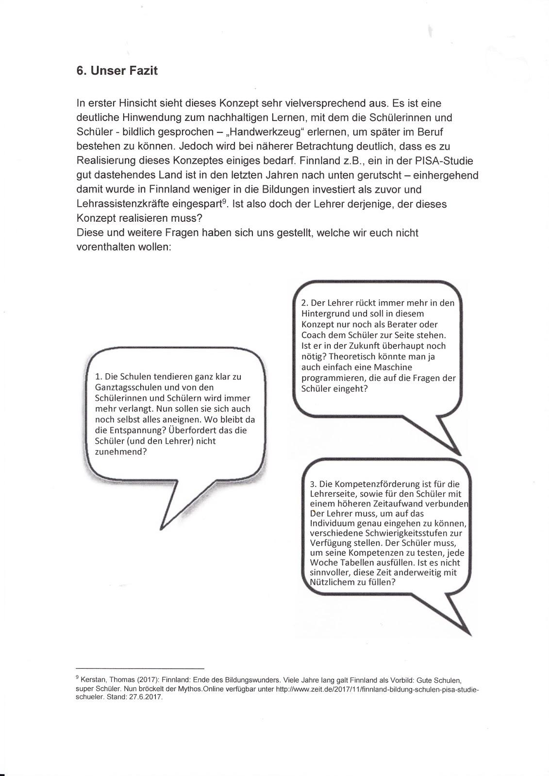 Einführung in die Fachdidaktik: Der Kompetenzbegriff nimmt in der ...
