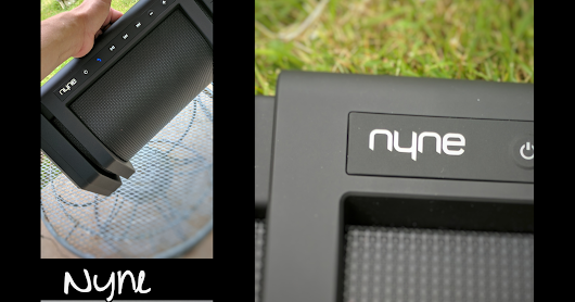 Product Review: Nyne - Rebel Portable Bluetooth Speaker