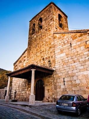 Iglesia Parroquial Nuestra Señora de kas Fuentes Claras Valverde de la Vera