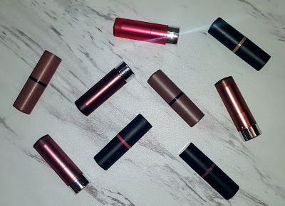 Essence Makeup Lip Favorites
