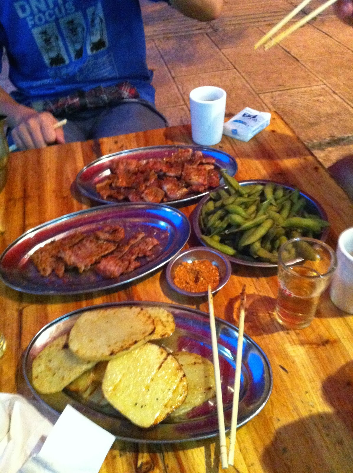 cooked chinese barbecue