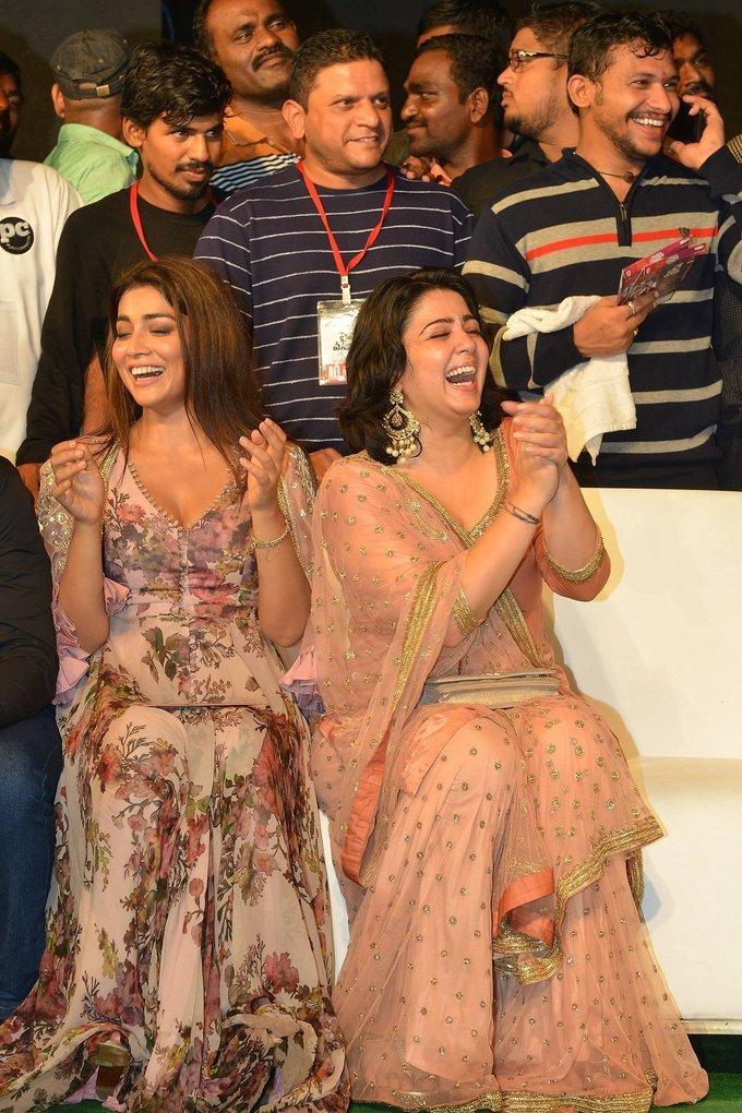 Paisa Vasool Movie Audio Launch Photos