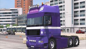 W. Neidhofer Skin v 2.0 for DAF XF
