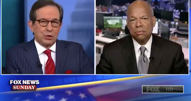 "Obama DHS Sec. Jeh Johnson: I Freely Admit We Detained Children, ""It Was Necessary"" 