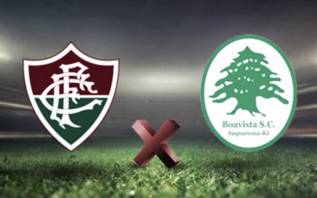 Resultado de imagem para Fluminense x Boavista