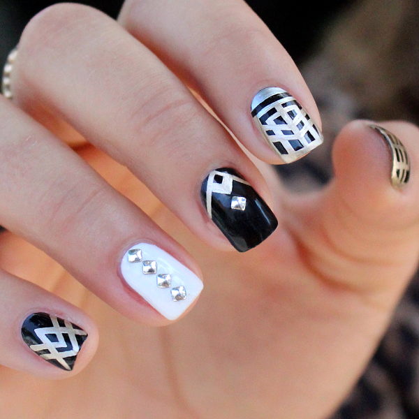 Beautiful Nail Art For Girls