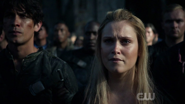 """The 100 - Season 4 Premiere Review: """"Comprehensively Nailed"""""""