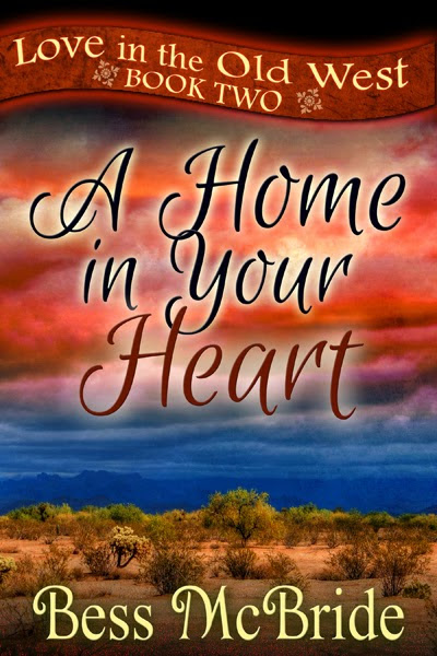 Will Travel for Romance: A Home in Your Heart: New Time Travel Romance by Bess McBride