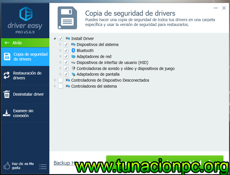 DriverEasy Pro con licencia