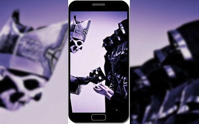 Ghost BC Artwork - Fond d'Écran en QHD pour Mobile