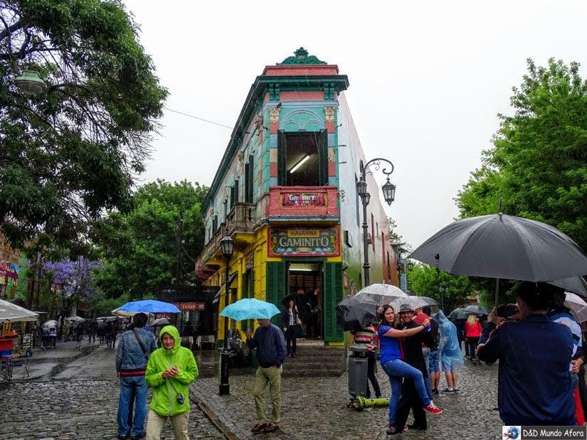 Buenos Aires (Argentina) - uma visita ao Caminito