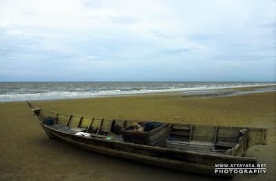 Pantai Pesona Pulau Rupat, Pasir Pantai Berbisik Beting Aceh