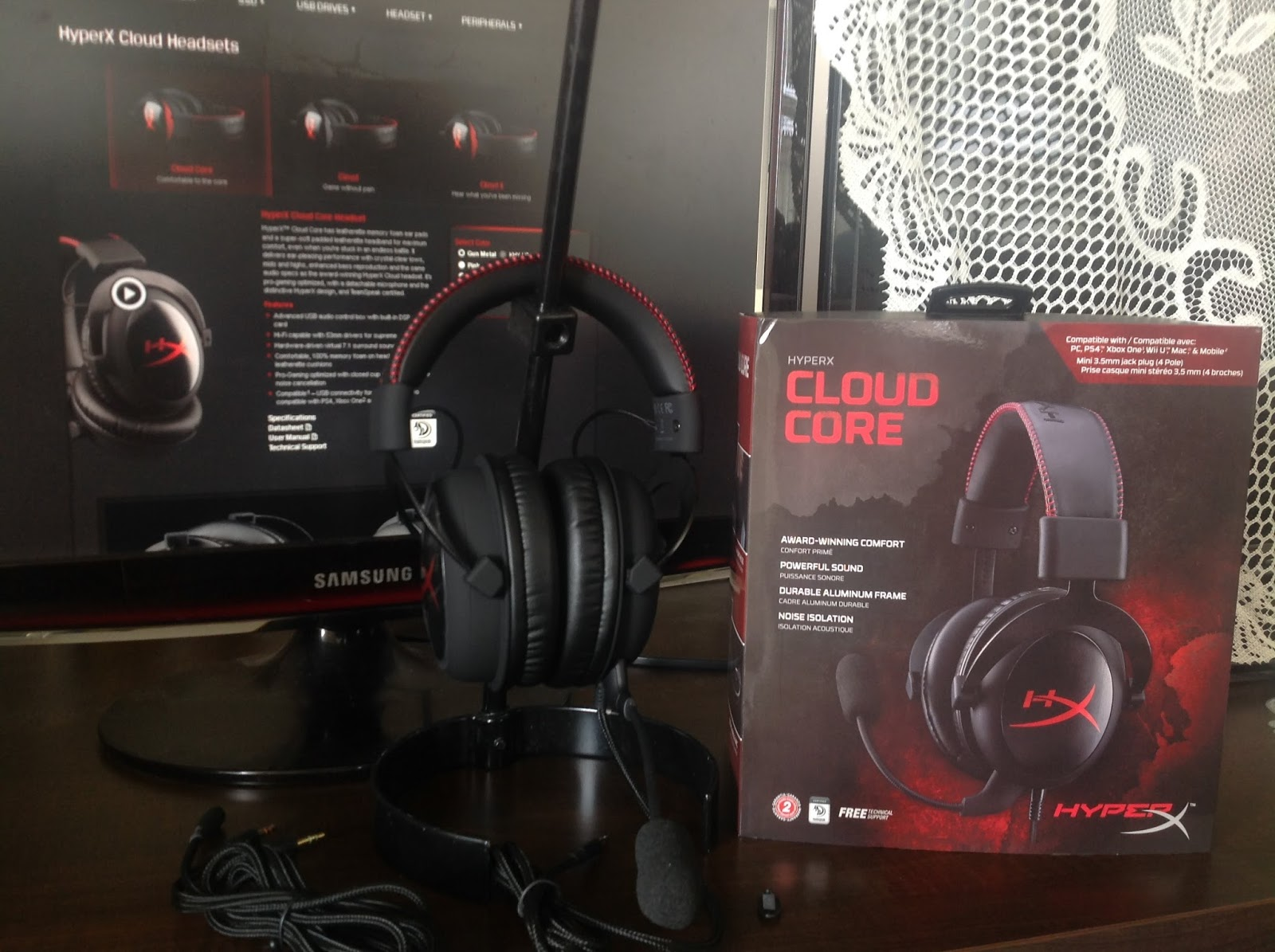 Kingston hyperx cloud ii gaming headset word cloud - Testing To The Core We Opted To Test The Kingston Hyperx Cloud