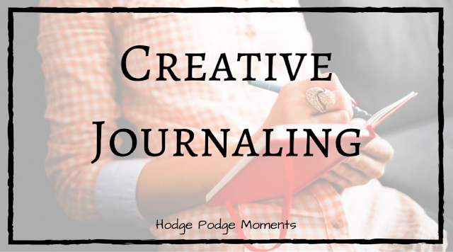 Creative Journaling + Your Health