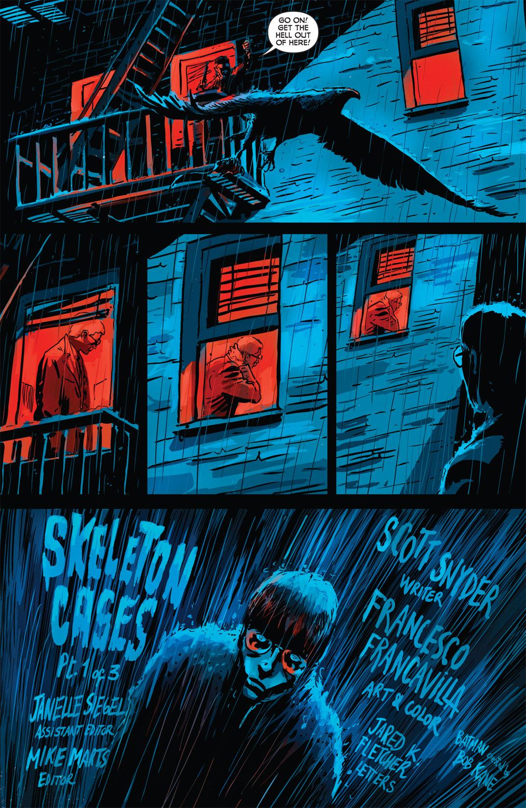 Detective Comics (1937) 871 Page 28