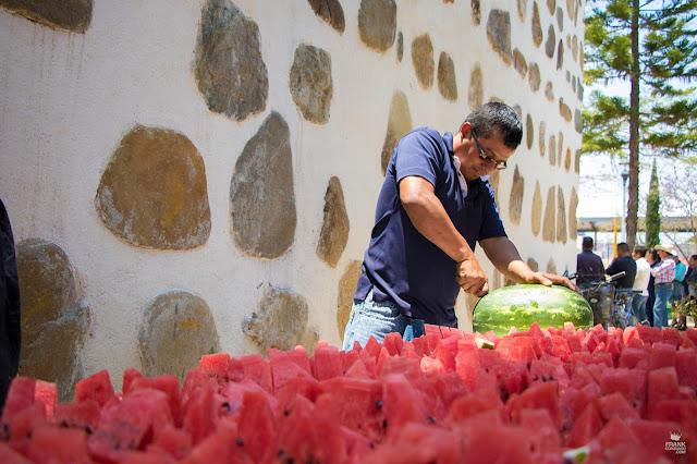 Sandia fiestas y tradiciones de Oaxaca