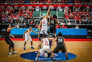 Indonesia, Japan, Philippines Bid to Host 2023 FIBA Basketball World Cup