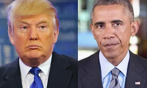 Donald Trump Won't Succeed Me - Obama