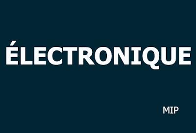 électronique mip