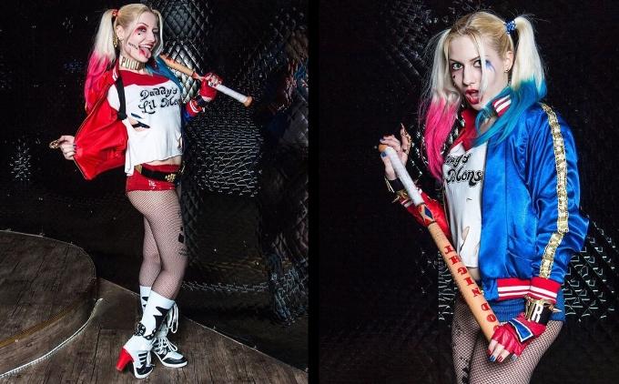 Харли Квинн, Harley Quinn