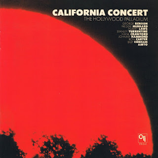 CTI All-Stars - 1971 - California Concert - The Hollywood Palladium