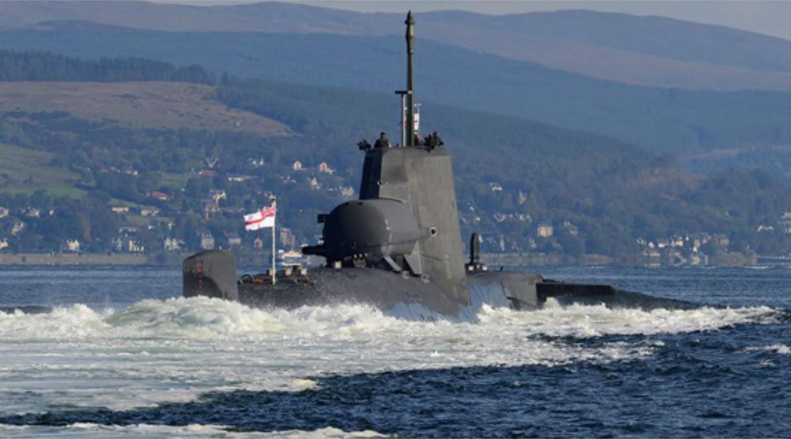 Inggris menaikan anggaran militer 1 miliar poundsterling untuk menangkal Rusia
