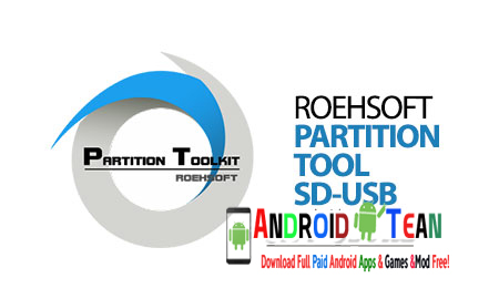 ROEHSOFT PARTITION TOOL SD-USB v1.44  [Paid] APK